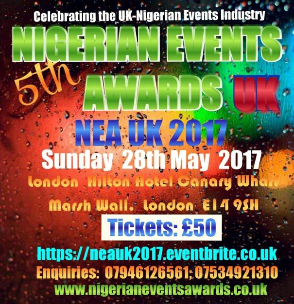 5th Nigerian Events Awards