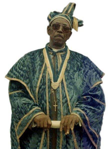Rev Pastor S.B.J Samuel Oshoffa