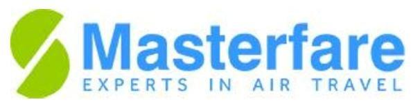 Masterfare logo
