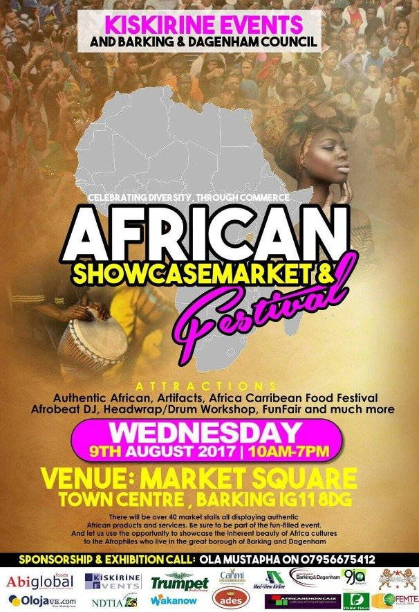African Showcase