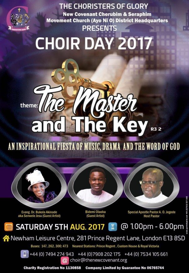 Choir Day 2017