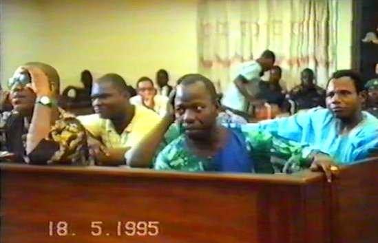 Ogoni 9 on trial