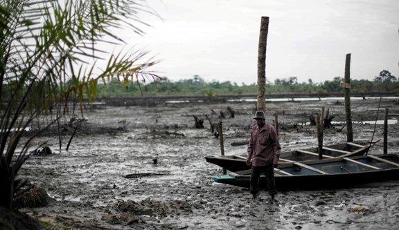 Environmental damage in Ogoni land