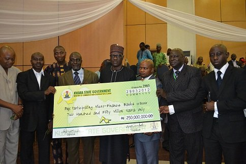 Kwara government provides N250m for SMEs