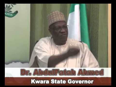 Kwara governor on Fitch