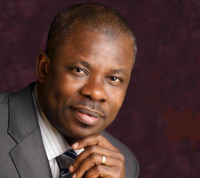 Ogun State Governor - Ibikunle Amosun
