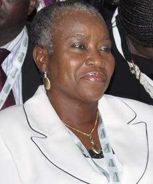 Mrs Modupe Adekunle - Head of Service, Ogun State