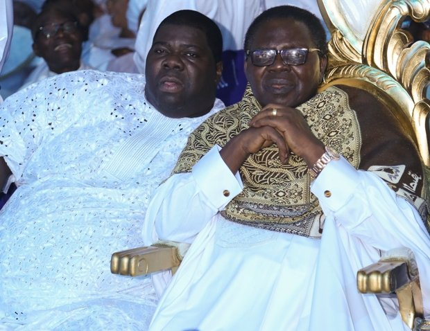 Dr Ebenezer Obey-Fabiyi (right) and his son - Rev. Folarin Obey-Fabiyi.jpg