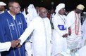 Pastor Abiara, Chief Obasanjo, Rev Ajayi and the Oonirisha of Ife.jpg