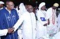 Pastor Abiara, Chief Obasanjo, Rev Ajayi and the Oonirisha of Ife.jpg