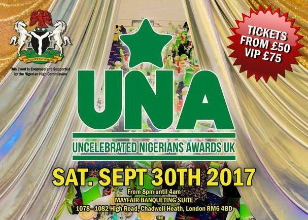 Uncelebrated Nigerians Awards 2017