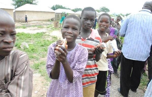 The Good Samaritan Foundation putting smiles on faces