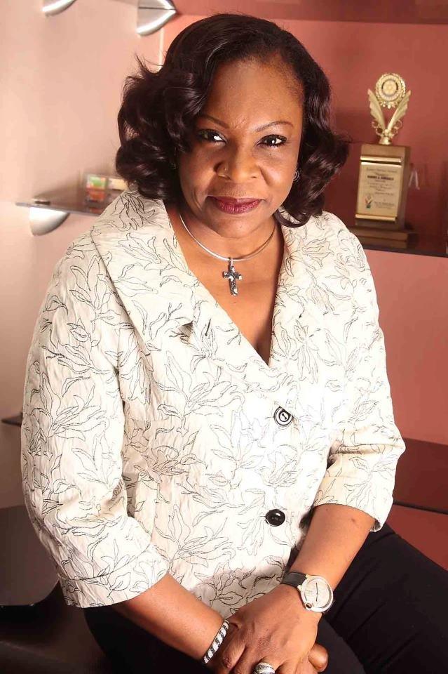 Mrs Abimbola Akeredolu