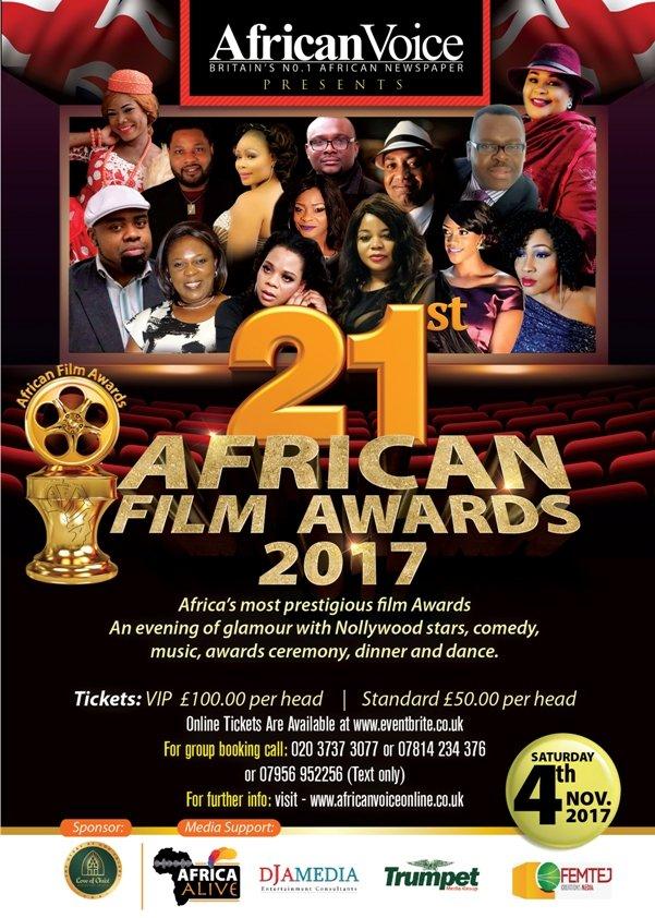 African Film Awards 2017