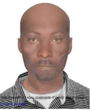E-fit of man who fell from 28th floor of Hilton Park Lane