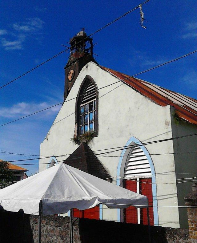 St John's Catholic School where Iris attended