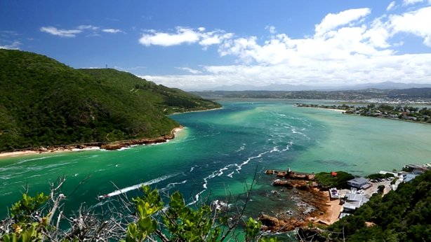 Knysna Lagoon from Point View Lookout South Africa.jpg