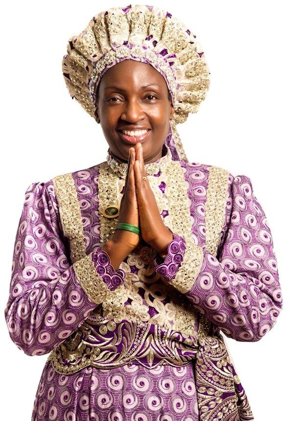 Rev. Mother Esther Abimbola Ajayi