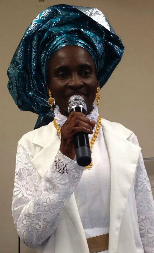 Blessing Olubanjo