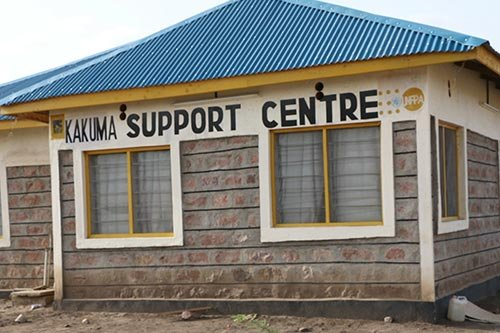 Gender-based violence is one of the most prevalent human rights abuses in the world. And in humanitarian crises, risk of this kind of violence increases. The Kakuma Support Centre provides assistance services to survivors.