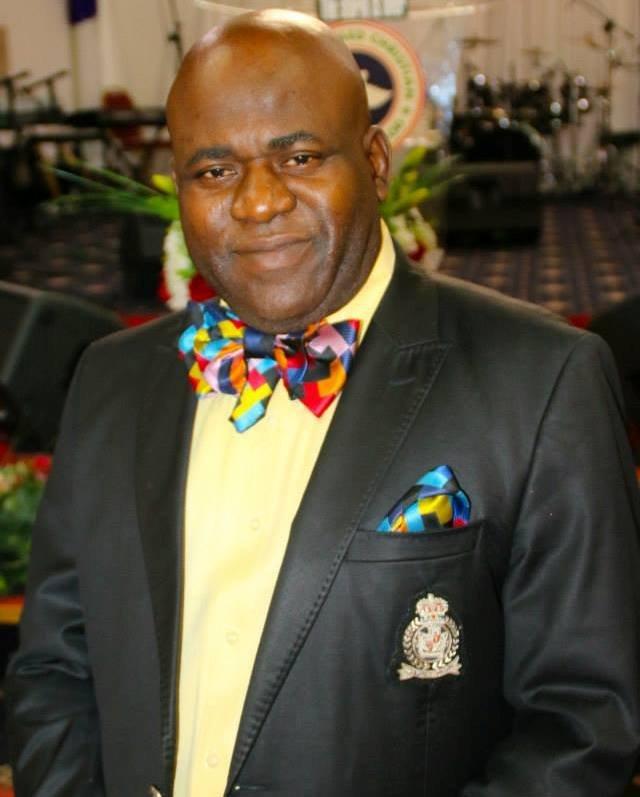 Pastor Yomi Obadimeji
