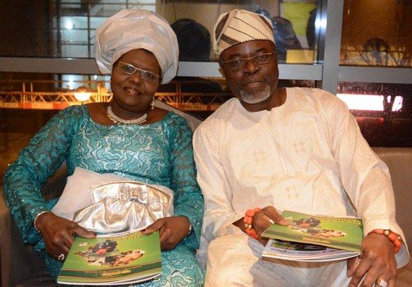 Otunba Femi & Princess Catherine Adenuga