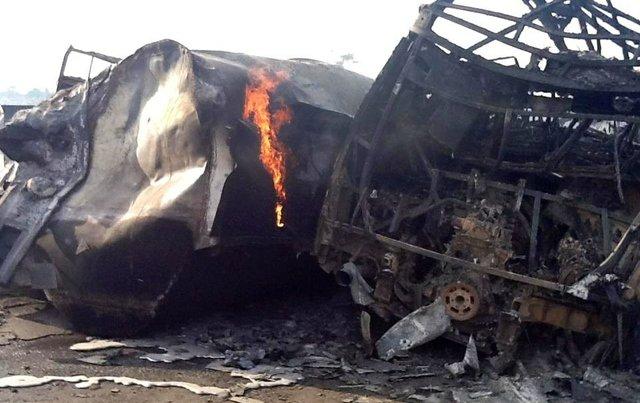 Benin Ore accident