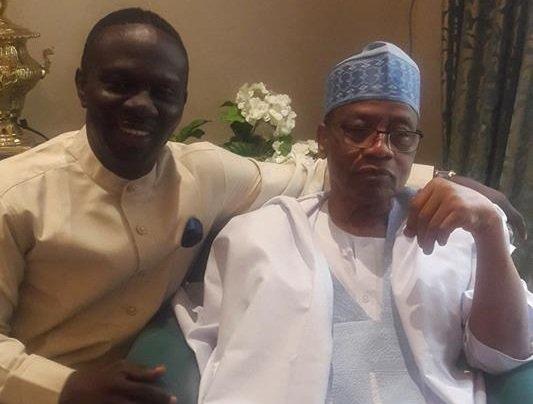 Kassim Afegbua and Ibrahim Babangida