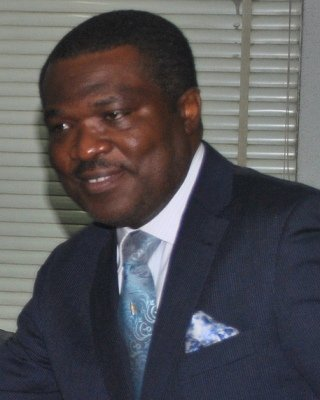 Otunba Bimbola Ashiru - Ogun State Commissioner for Commerce and Industry