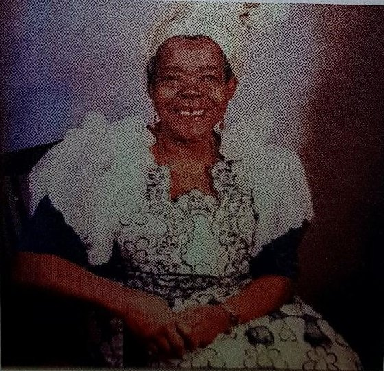 Mrs Ugorji Agbai