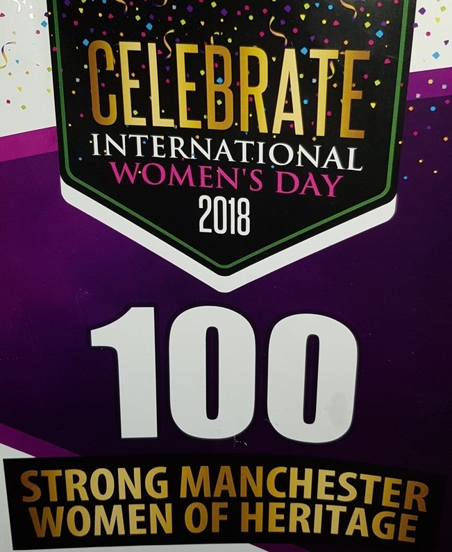 Strong Manchester Women of Heritage