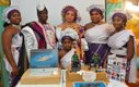 Mr and Mrs Adediji and immediate family in traditional outfit b.jpg