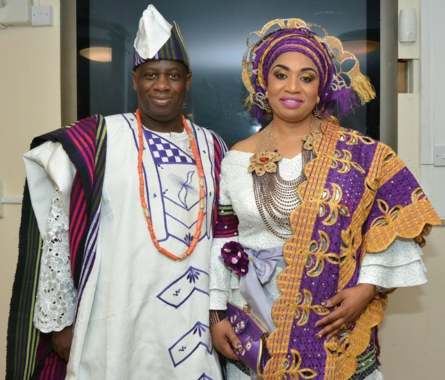 Mr and Mrs Adediji in traditional outfit b.jpg