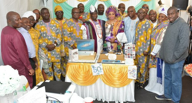 Mr and Mrs Adediji with Fogo band b.jpg