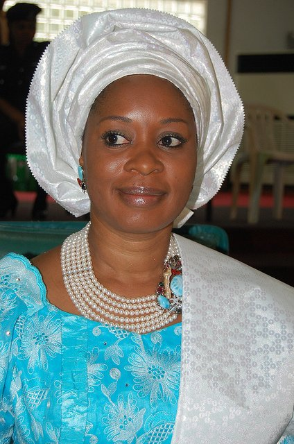 Mrs Olufunso Amosun - Ogun State First Lady