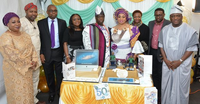 Mrs Enabilele, Mr Akinfe, Mr & Mrs Lalude, Mr & Mrs Adediji, Mr & Mrs Akinyosoye, Mr Ogundipe b.jpg