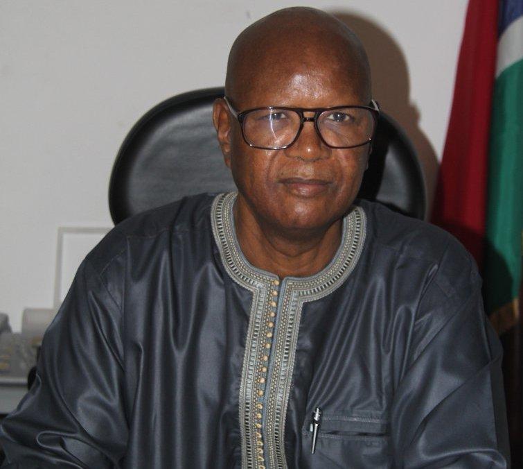 Demba Ali Jawo