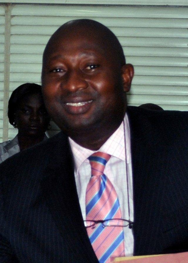 Barrister Segun Odubela - Ogun State Commissioner for Education