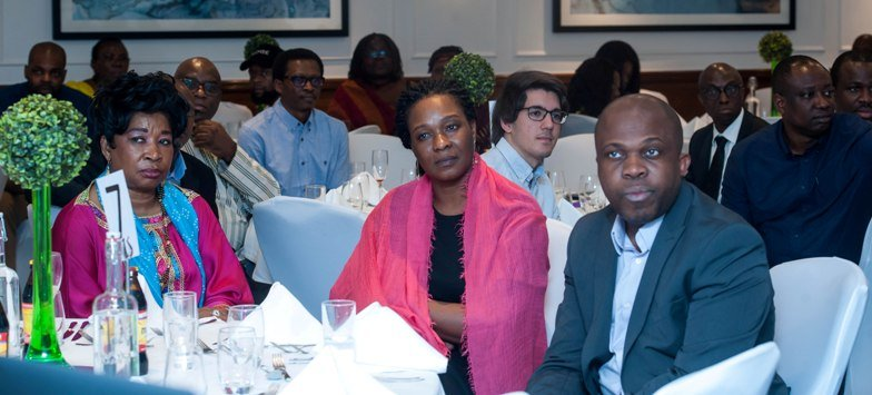 Guests at a Stakeholder event in London.