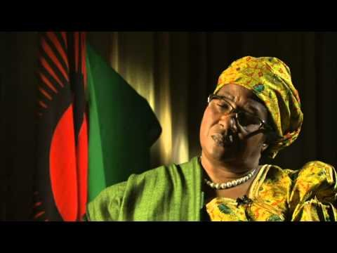 BBC Interview with Joyce Banda