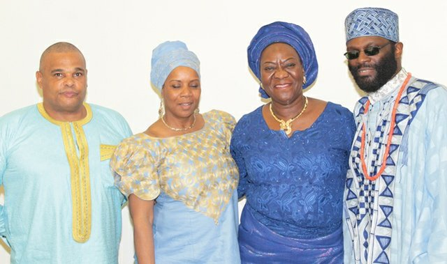 Dawda Njie, Rosemary Gbinwa Daanwi, Iyabo Odumosu and Lekan Olujinmi - Class of 1978 b.jpg