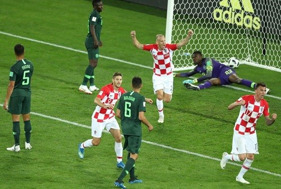 Nigeria v Croatia
