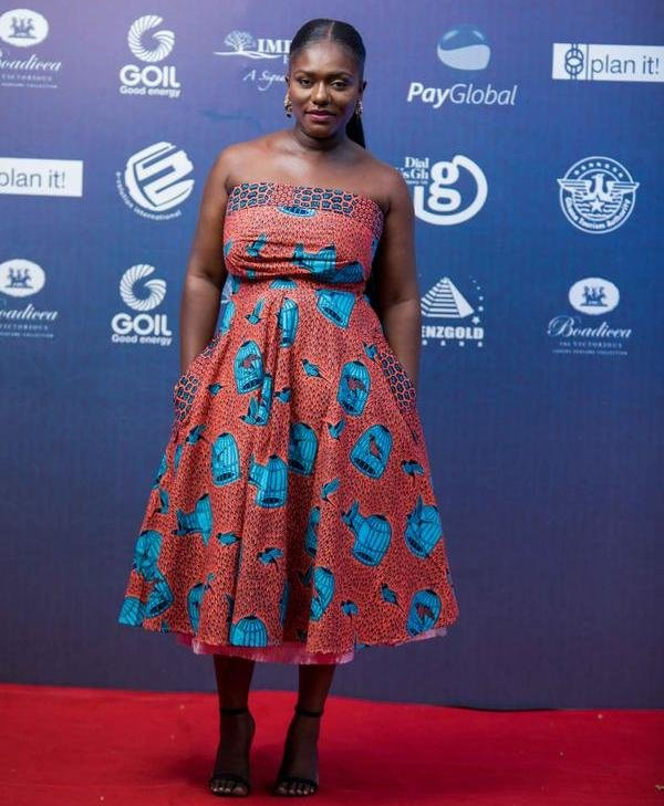 Dentaa Amoateng MBE - Founder, GUBA Awards