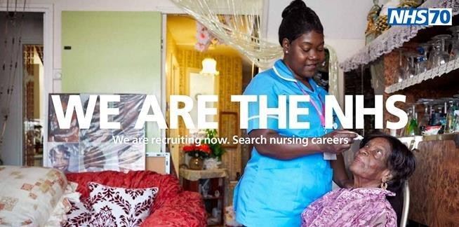 Search NHS Nursing Careers