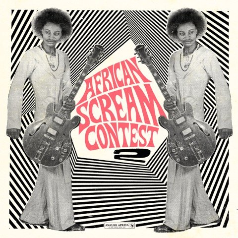 African Scream Contest cover