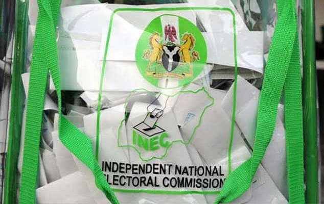 Independent National Electoral Commission (INEC) Ballot Box