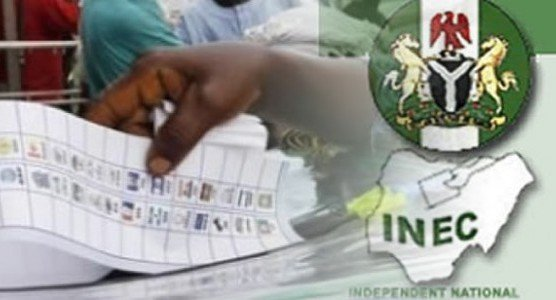Voting in Nigerian election