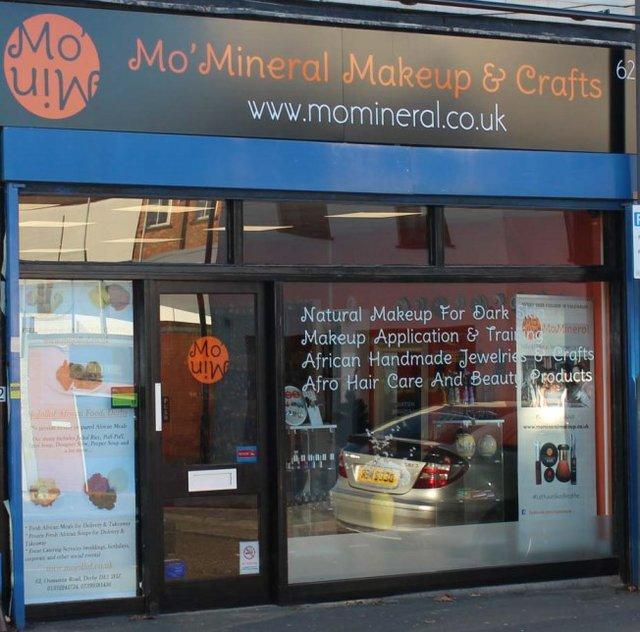 Mo Mineral
