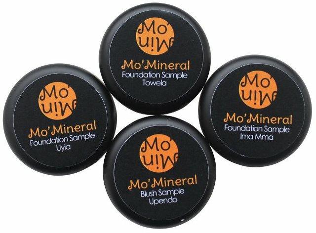 Momineral Makeup Deep Tan