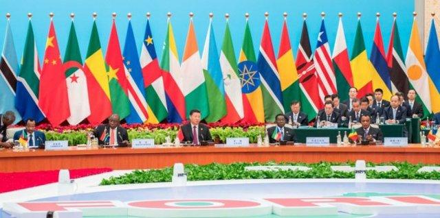 China Africa summit 2018